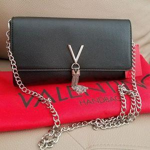 new mario Valentino Authentic crossbody clutch